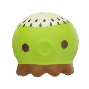Puni Maru Squishy Keiko 4CM Magnetic Ice Cream Stack Octopus Leksaker