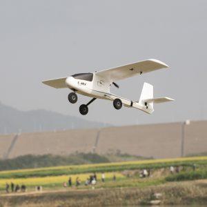 ESKY Eagles 1100mm Wingspan EPO Trainer Nybörjare RC Flygplan Glider PNP