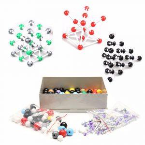 267st Molecular Model Set Kit Allmän och organisk kemiutbildning