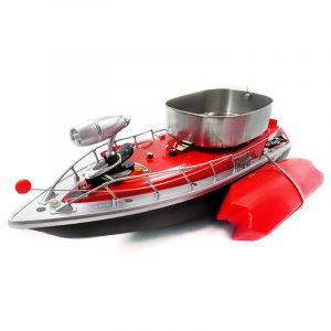 Flytec 3 Generations Electric Fishing Bait RC Båt 300m Remote Fish Finder Med Searchlight Leksaker