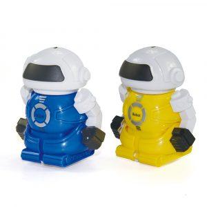 Mini Pop Can Radiostyrda Battle Robot Infraröd Control Robot Leksaker  för barn