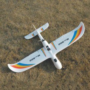 Mini Surfer 800 800mm Wingspan EPP Aircraft Glider RC flygplanspaket