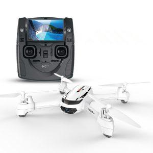 Hubsan H502S X4 DESIRE 5.8G FPV Med 720P HD-kamera GPS Höjdläge RC Quadcopter RTF