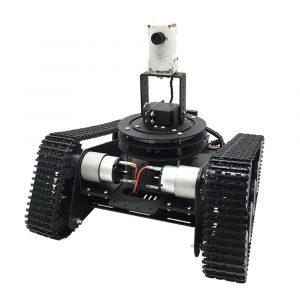 ZL-TECH ReBOT STM32 Open Source Smart RC Robot Bil Wifi APP-kontroll med 720P-kamera Digital Servo