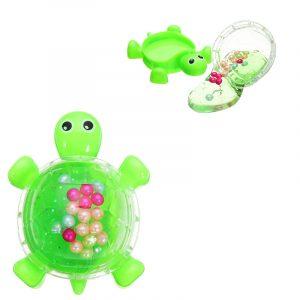 DIY Färgglada Djur Slime 8,5 * 7 * 4cm Crystal Mud Putty Plasticine Blås Bubbla Toy Present