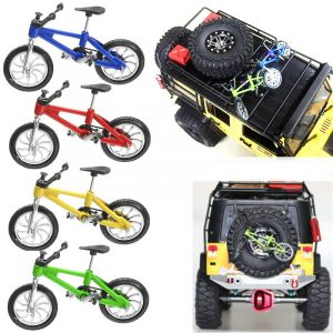 Xtra Speed ​​1:10 RC-bilar Rock Crawler Accessory Mountain Bike Off Road