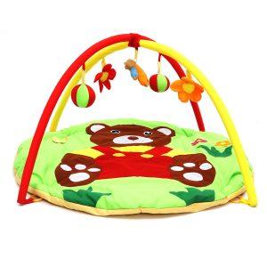 Tecknad mjuk baby spel matta barn tårta golv mat pojke flicka matta mat mat baby aktivitet mat leksaker