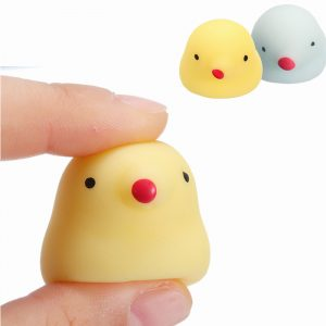 Duva Squishy Squeeze Söt Healing Toy Kawaii Collection Stress Reliever Present Decor