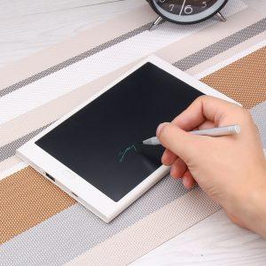 """7,8 """"Trådlös uppladdningsbar LCD Skrivande Tablet Board Skole Teckning Graffiti Kompatibel med Apple Sam sjungit"""