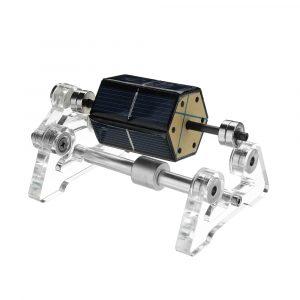 STARK-2 Solar Mendocino Motor Magnetisk Levitation Utbildningsmodell Gåva Toy