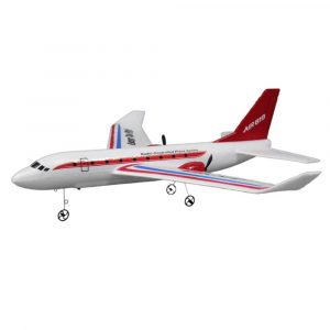 Fly Bear FX-819 2.4G 2CH 410mm Wingspan EPP DIY RC Glider Flygplan RTF
