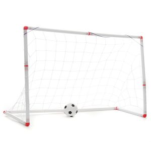 Fotbollsfotboll Målbollsträning Set Barn Barn Inomhus Utomhus För Utbildning Junior