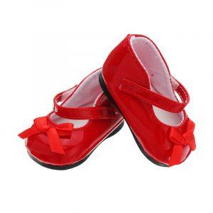 18 tums läderhöga klackar Sandaler Skor Accessoarer Toy För American Girl Fashion Classic Docka