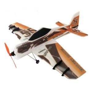 YAK55 800mm Wingspan 3D Aerobatic EPP F3P RC Flygplan KIT