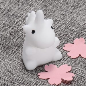 Unicorn Horse Mochi Squishy Squeeze Med Förpackning Söt Healing Toy Stress Reliever Present Decor