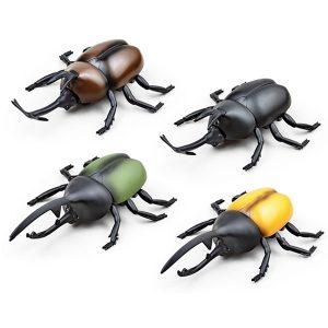 Infraröd uppladdningsbar Radiostyrda Simulation Beetle Radiostyrda Djur Leksaker
