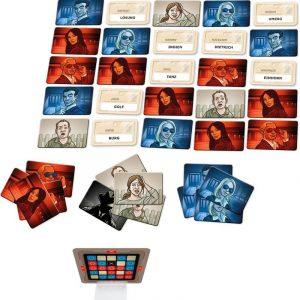Konfidentiell Action Board Spel För Familj Vänner Party Fun Gadget Spelkort Novelties Leksaker