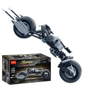 338st Bilmotormodell Byggblock DIY Leksaker