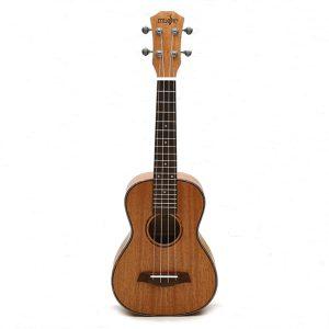 23 tums 26 tums Ukulele Natural Mahogany Wood Nylon String Nybörjare Musikinstrument