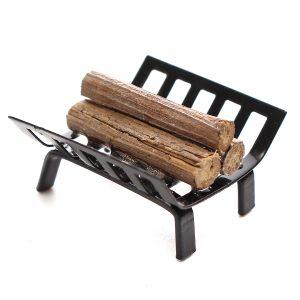 NEW Firewood Dockhus Miniatyr Köksmöbler Tillbehör för heminredning