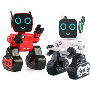 JJRC R4 Cady Wile Gesture Control Robot Leksaker Money Management Magic Sound Interaction RC Robot