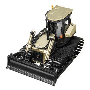 Nya Sällsynta Kärr  Maskineri  Bulldozer Tärningskast Modell Leksaker