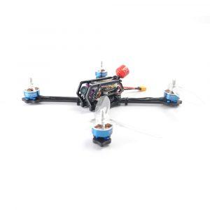 Diatone GT M515 FPV Racing RC drönare PNP Split Typ F4 8K OSD Runcam Micro Sparrow 2 TBS 800mW