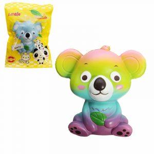 Simela Squishy Koala 12cm Björn Collection Present Slow Rising  Soft Decor Toy