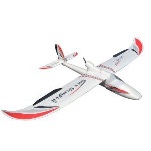 X-UAV Sky Surfer X8 1400mm Wingspan FPV Flygplan RC Flygplan KIT