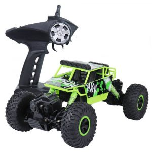 YYPLAY YY300 1/18 2.4G 4WD Racing RC Bil Rock Crawler Rally Klättring Bil 4x4 Off-Road Vehicle Toy