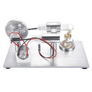 Stirling Engine Model Kit Laboratory Experiment Utveckling t Toy