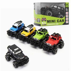 1:43 Fyra kanaler RC bil Mini Off-road Vehicle 6146 fjärrkontrollbil