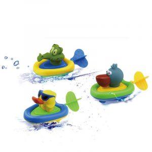 Cikoo Draga Leksaker Barn Badande Bad Badvatten Leksaker Bad Amphibious