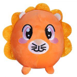 Stor Squishimal Fylld lejon Squishy långsamt stigande Leksaker
