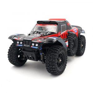 Radiostyrd RC Bil, 4WD 60km / t, Rally Rc Bil Elektrisk Buggy Crawler Off Road