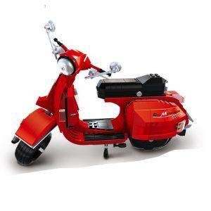Motorcykel Blockera Pedagogiska Leksaker med Fidget