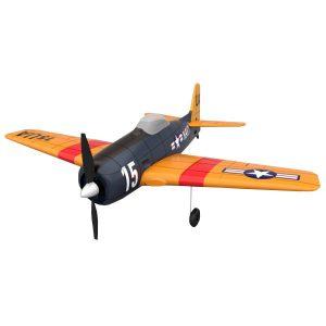 F6F 2.4G 4CH 6-Axis Gyro Easy Flying Trainer EPO Warbird RC Flygplan RTF
