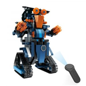 MoFun M2 2.4G 4CH DIY Smart fjärrkontroll Byggd Block RC Robot Toy
