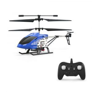 JJRC JX01 2.4G 3.5CH 6-Axis Gyro Med Altitude Hold Alloy RC Helikopter