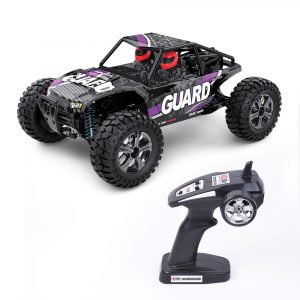 SUBOTECH BG1520 Goddess 1/14 2.4G 4WD 22km / h Rc Bil Fullproportional Terrängbil RTR Leksaker