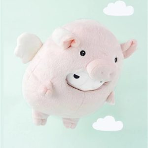 XIAOMI MITU fylld plysch leksak Söt 25cm mjuk docka Rosa Pig Girls Present Collection