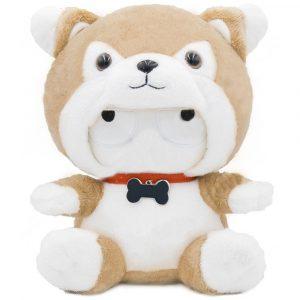 XIAOMI MITU Fylld Plysch Toy Make Up Mjuk Gullig Valp Docka barn Present Fan Samling Kawaii Present