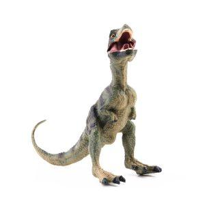 """4 """"PVC Dinosaur Leksaker DjurDragon Diecast Modell Leksaker"""