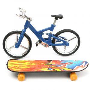 Tech Däck Finger Cykel Cykel & Finger Board Boy barn Barn Wheel Toy Present