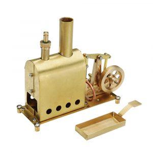 DIY Mini Ånga Stirling Panna Motor, Vetenskap & Experiment Leksaker