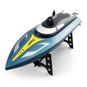 JJRC S4 Ghost 2.4G 25km / h Rc Båt 720P WIFI FPV App Control SPECTER W / Vattenkylsystem