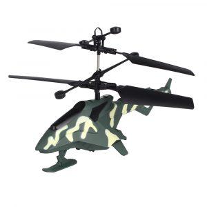 CX118 3CH Infraröd fjärrkontroll Helikopter Flytleksak för barn