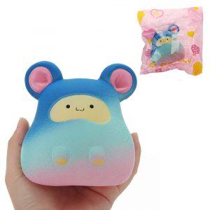 Kaka Rat Squishy 15cm långsammare med Packaging Collection Present Soft Toy