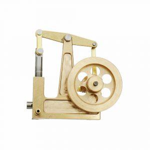 Microcosm Micro Scale M81 Mini Steam Stirling Motormodell Presentsamling DIY Project Part