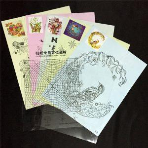Quilled Creations Quilling Tool DIY Släpp ritning av papperstillverkning